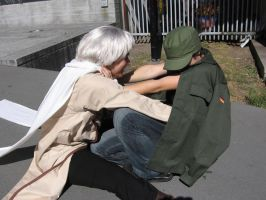 Hetalia - Become one with me by oilyraven