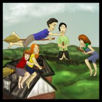 Post DH - Quidditch by Weasley-is-my-king