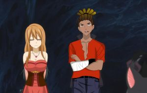 Lisa And Okona Rpc by Rpc-OnePiece