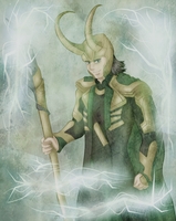 Loki by MissMinority