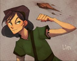 Lin Beifong by ragweed