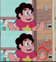 Steven is your hand ok? by Carl-Senpai