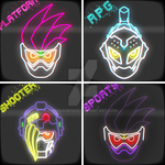 EX-AID GAME START! by myhaha1000