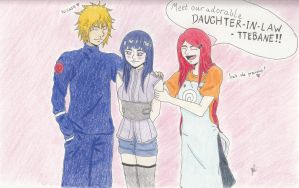 Daughter-In-Law! by SilenceEchoes39