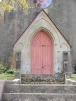 Door at Church Hill by deviantmike423