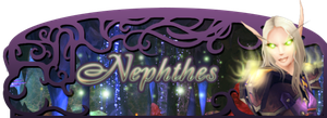 Nephthes Sig by lilena
