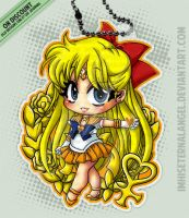 [OLD] Super Sailor Venus Keychains by ImHisEternalAngel