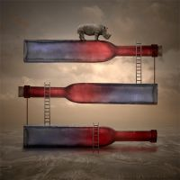 Bottles by Alshain4