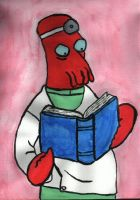 Dr Zoidberg by marcieness