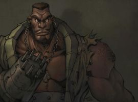 Barret by FabianMonk