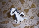 White dragon by alvera