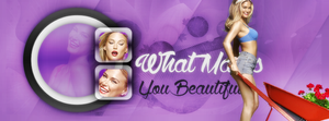 What Makes You Beautiful portada by SkipOfDesign