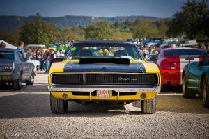 Yellow Mopar Beast III by AmericanMuscle