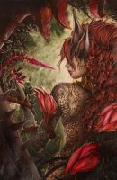 Zyra by 666Cookies