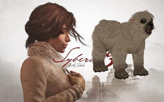 SYBERIA 3 - YOUKI by Oo-FiL-oO