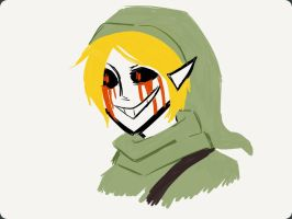 BEN DROWNED [2] by Blueberrybananas06