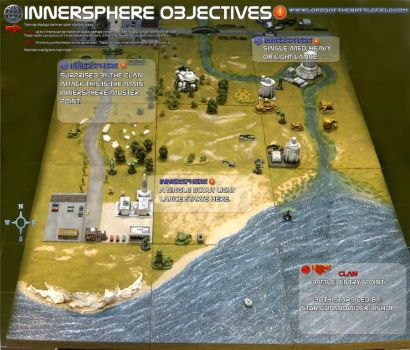 2004 Battletech Game at Salute by inrepose