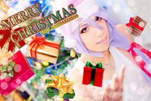 My X mas card for you by Jiakidarkness