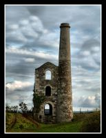 United Downs Tin Mine by Pjharps
