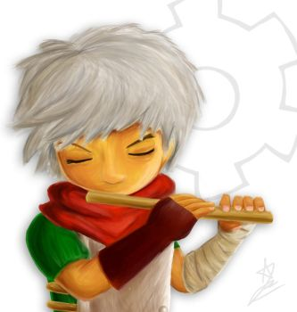 The Kid of Bastion by Ran-TH