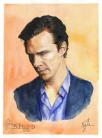 Gift: Benedict by Z1aR0