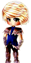 Chibi Knell by MzzAzn
