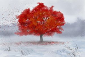 Red Tree 30 mins by Vajking