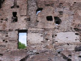ruins 17 by Caltha-stock