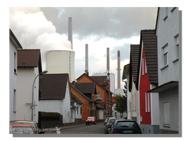 Nuclear Power in Urban Hanau by WillFactorMedia