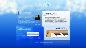 Skytex by AsKiller by webgraphix