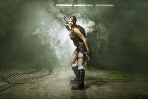 Tomb Raider Underworld by Visual-Aurelie