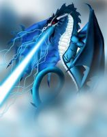 Dragon of Storm by felkIn