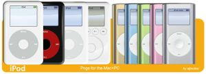 iPod Icons by ajbrutico