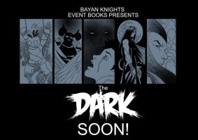 the Dark teaser poster 2 by gammaknight