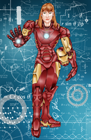 IM3 - Pepper Potts Rescue Armor by Zphal