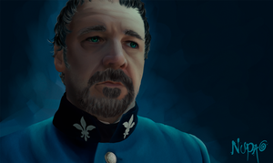 Javert-Portrait by nupao