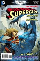 Cover by Ask-Supergirl