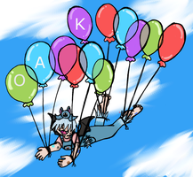 PP: Floating Away~ by EdenHall