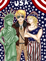 APH: Ladies' Man by McMitters