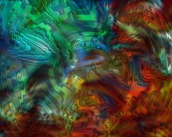 Psychedelic Stone by Don64738