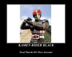 Proof of Kamen Rider Black by NeonGenesisGuyverIII