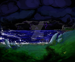Thunder Shore by AgentMoore