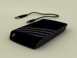 Seagate External HDD by TeoNikif