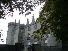 Kilkenny's Castle by abvt