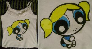 Bubbles T-shirt by saniday