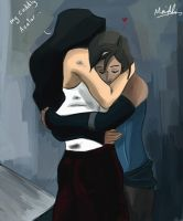 Cuddly Korra by Blueberrycupcakes23