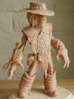 Another Odd Sculpt: Stranger by AliasGhost