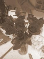 Roses (Edited Version 3) by sinisterinsomniac