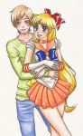 Sailor Venus - OC Shawn by melinavarela