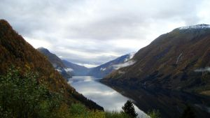 Sognefjord by dwarfeater